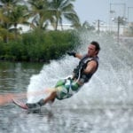 Slalom Monoski Miami