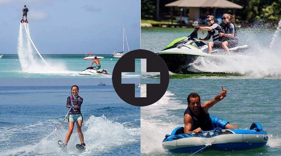 Ultimate Watersports Package