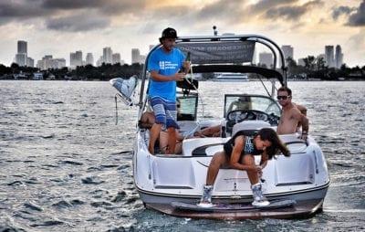 Wakeboard Lesson Miami