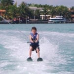 Waterski Lesson Miami