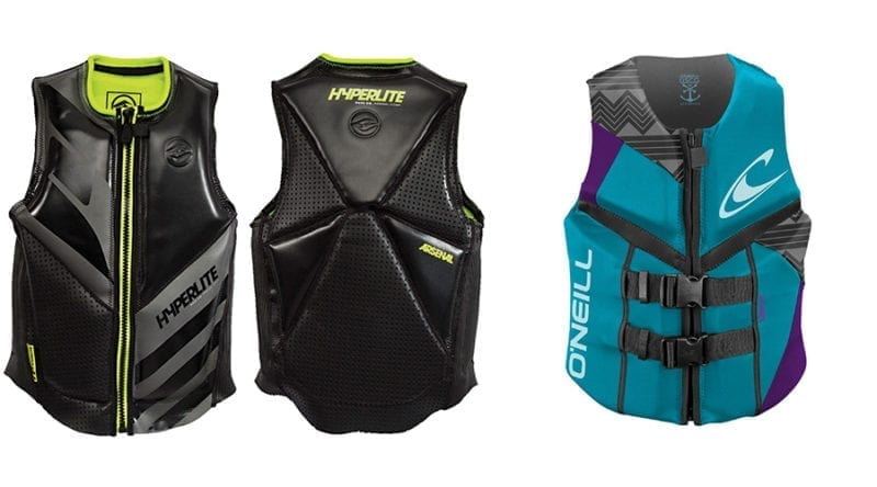 Lifejacket for Watersports