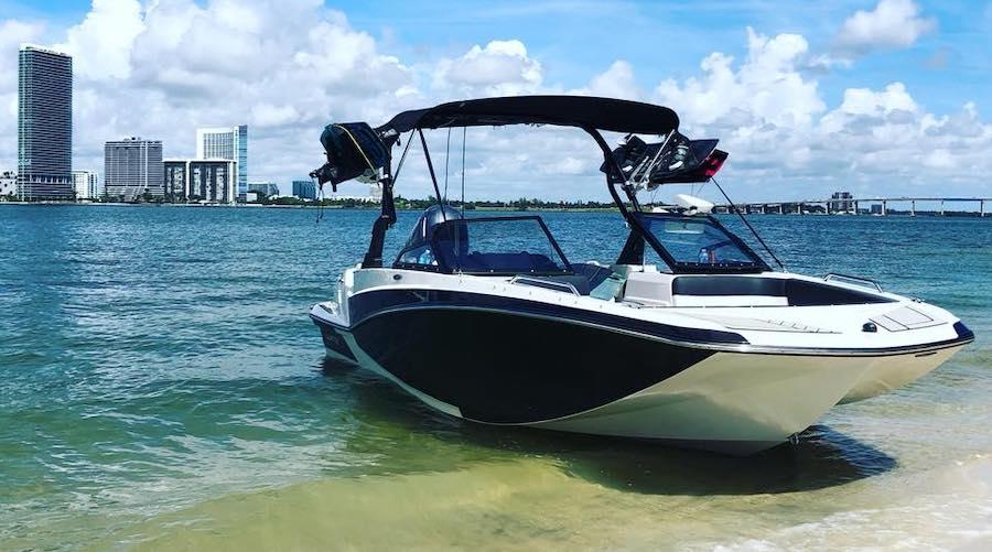 private Boat Tour in Miami