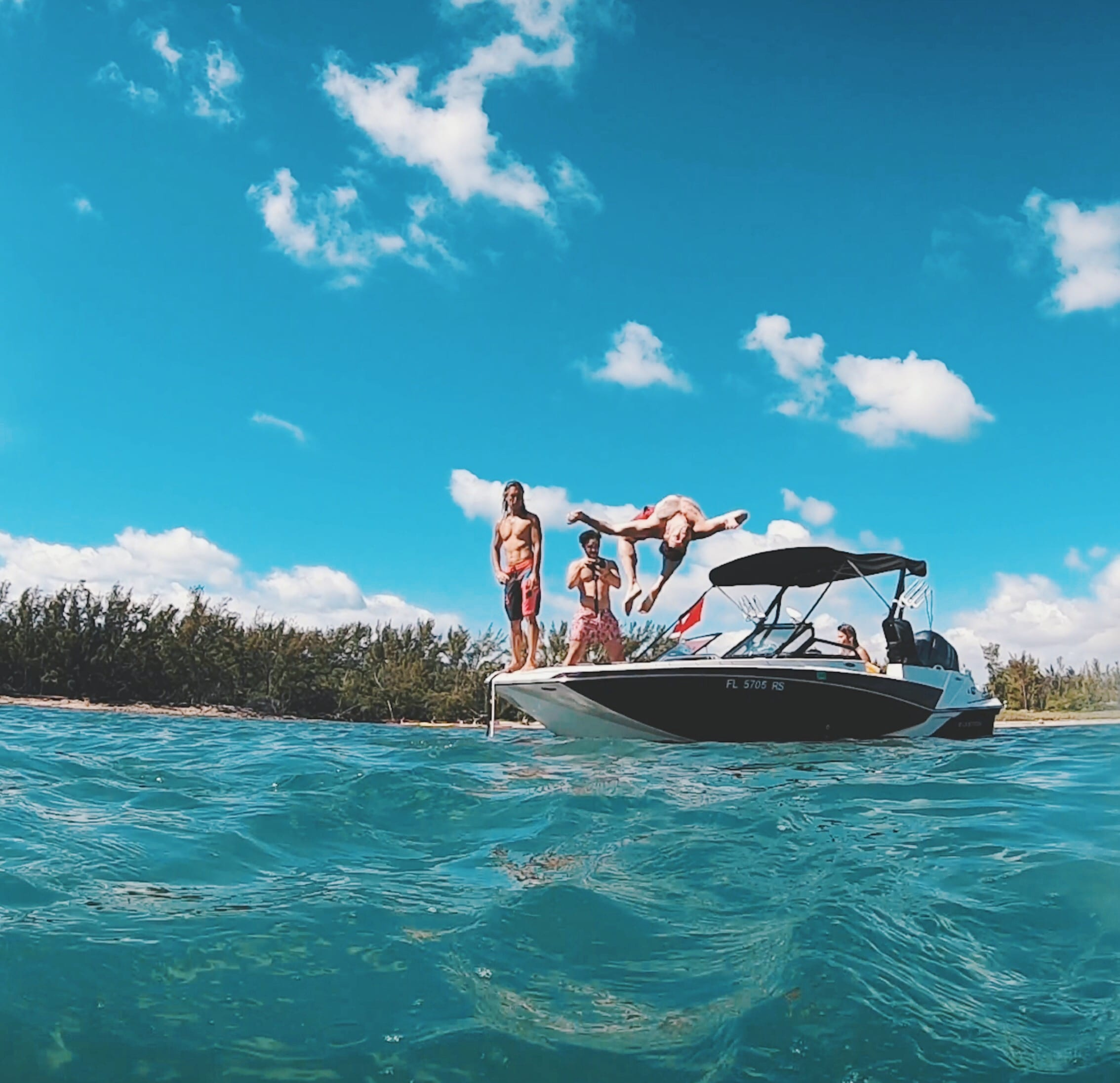 virginia key boat tour