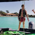 Our instructor will tell you everything about wakeboard