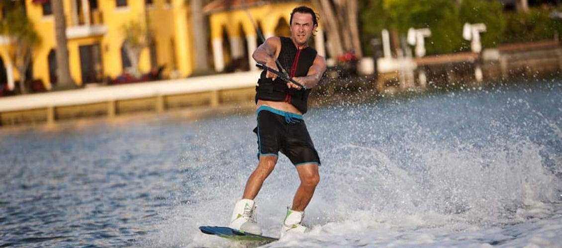Wakeboard school in Miami