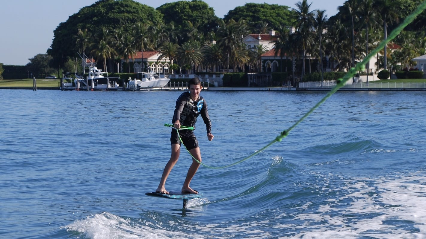 wakeboard/wakefoil - watersports-paradise.com - miami 3