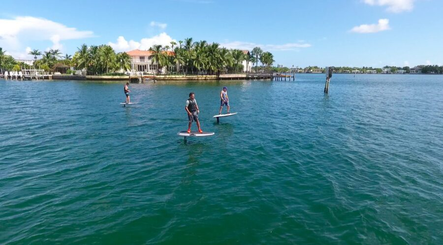 e foil lessons Miami Beach